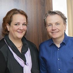 Alexander Stagl and Sabine Stagl-Schlagenhauff