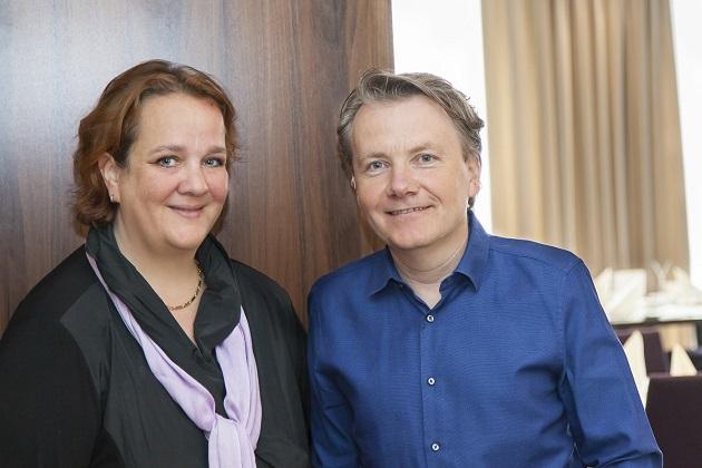Alexander Stagl und Sabine Stagl-Schlagenhauff