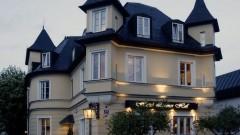 The idyllic Hotel Laimer Hof in Munich