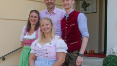 Your hosts at the Hotel Laimer Hof Munich