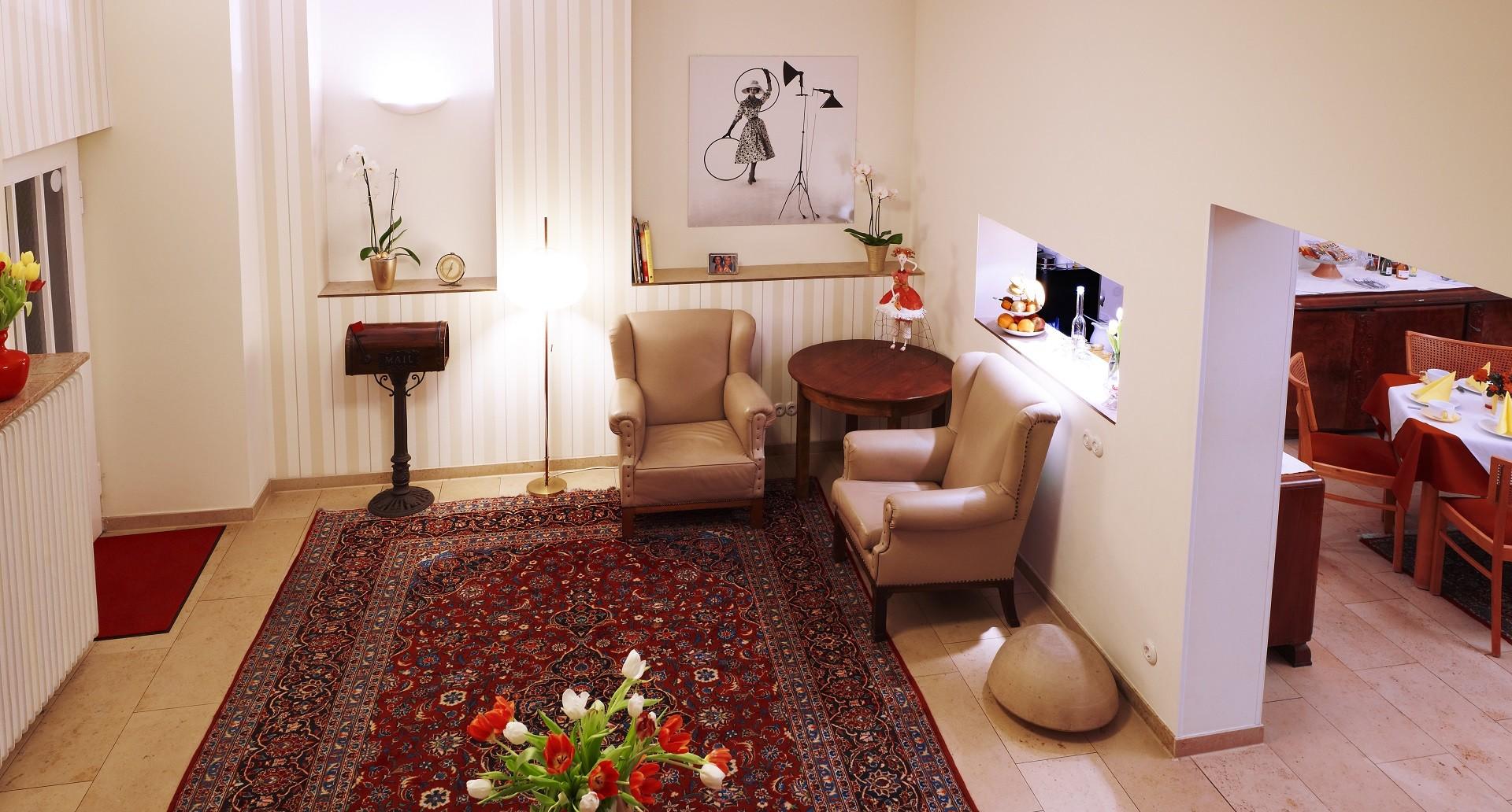 Design Hotel Vosteen Nurnberg Privatecityhotels