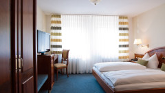 Comfortable rooms at the Hotel am Heideloffplatz Nuremberg