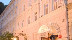 In the heart of Salzburg's old town lies the Hotel Wolf Dietrich