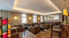 Dining room in the Hotel Wolf Dietrich in Salzburg