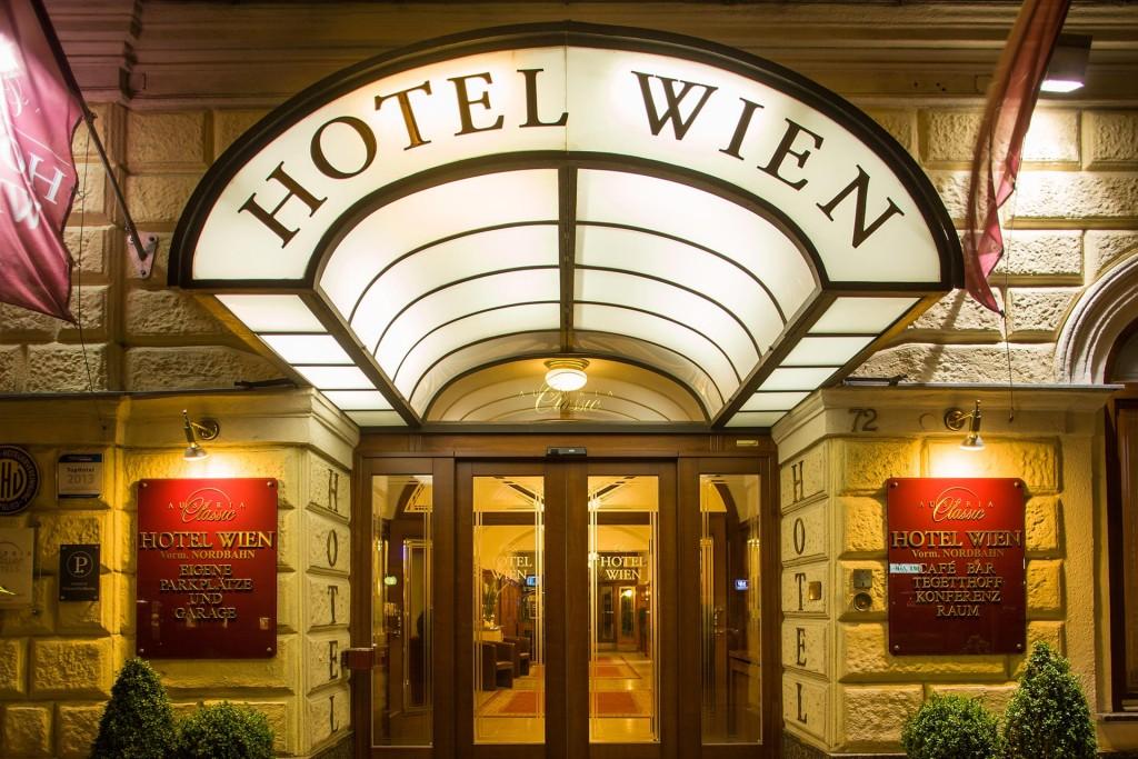 Austria Clic Hotel In Vienna