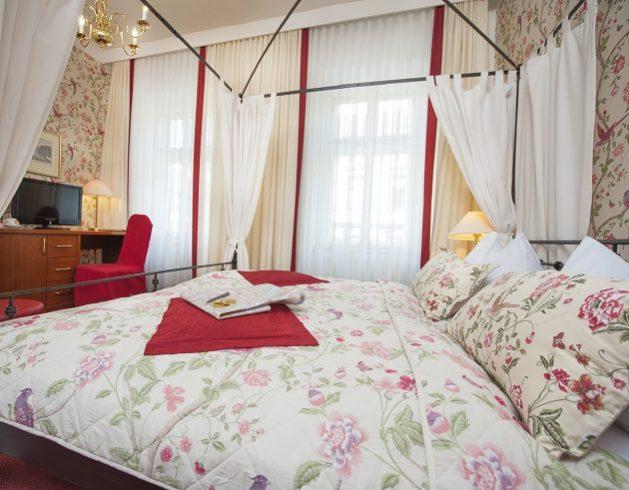 Komfortable Zimmer im Hotel Kugel in Wien