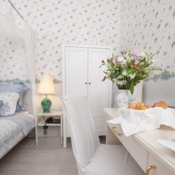 Stilvolle Zimmer im Hotel Kugel in Wien