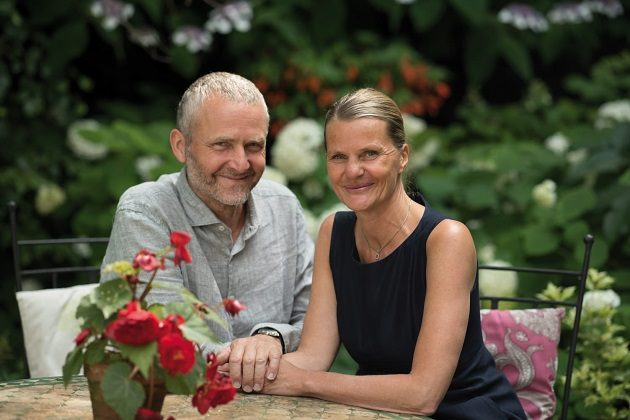 Bettina und Mark Wiesinger