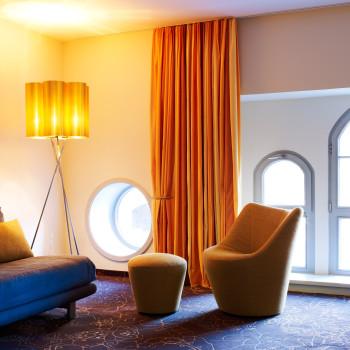 Stilvolles Ambiente im Hotel Victoria in Nürnberg
