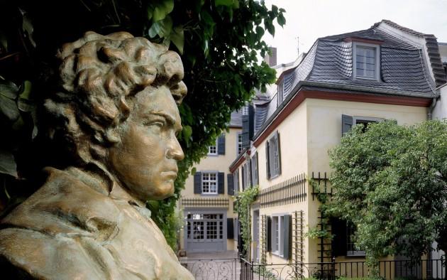 Das Beethoven-Haus in Bonn ist Gedächtnisstätte, Museum und Kulturinstitut und auf jeden Fall einen besuch wert.