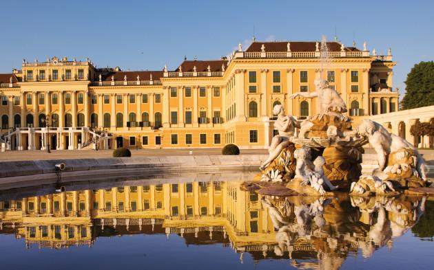 In Schloss Schönbrunn residierten einst Kaiser Franz Jospeph und seine Sisi