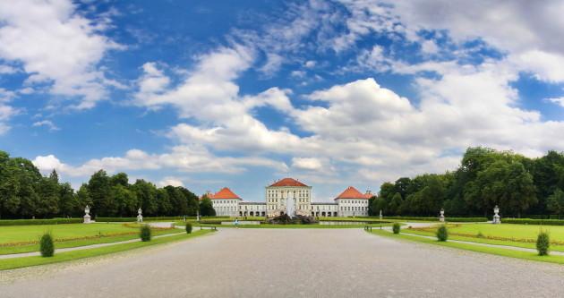Schloss Nymphenburg ist eine der zahlreichen Sehenswürdigkeiten in München