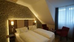 Stilvolle Doppelzimmer im Hotel Deutsches Haus in Bonn