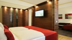 Komfortable Zimmer im Sternhotel in Bonn