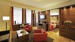 Die Lobby im Sternhotel in Bonn