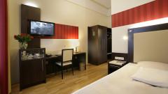 Stilvolle Zimmer im Sternhotel in Bonn