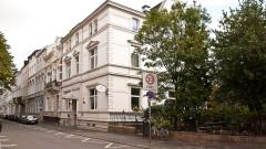 Das Hotel Villa Esplanade in Bonn