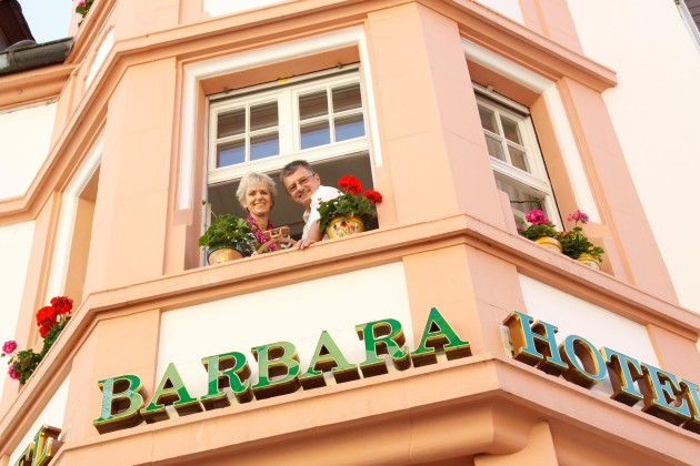Hotel Barbara in Freiburg