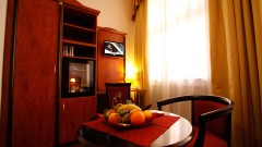 Schönes Ambiente im Hotel Barbara in Freiburg
