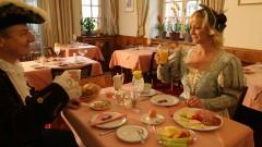 Stilecht genießen im Hotel Barbara in Freiburg