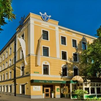 Herrliche Tage im Parkhotel Graz