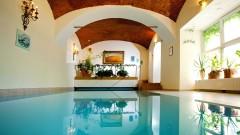 Schwimmbad im Parkhotel Graz