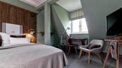 Gemütliche Zimmer im Landhaus Flottbek in Hamburg