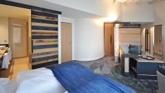 Geräumige Zimmer im Hotel Zollenspieker Färhaus in Hamburg