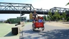 Mit den Leihrädern vom FLOTTWELL BERLIN die Stadt entdecken