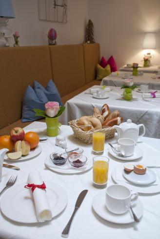 Stilvoll speisen im Altstadthotel Weisse Taube in Salzburg