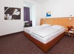 Komfortables Doppelzimmer im Hotel Zach in Innsbruck