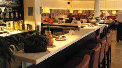 Die Bar im Hotel Begardenhof in Köln
