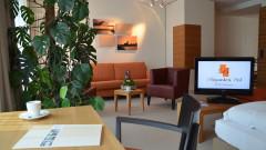 Geräumige Zimmer im Hotel Begardenhof in Köln