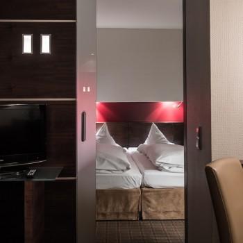 Schöne Zimmer für ruhige Momente im Hotel am Augustinerplatz in Köln