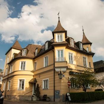 Ein kleines Schloss - das Hotel Laimer Hof München