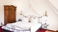 Stilvolle Zimmer im Hotel Laimer Hof München