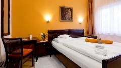 Herrliche Zimmer im Design Hotel Vosteen in Nürnberg