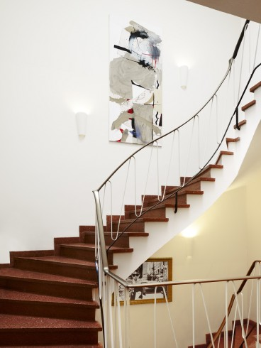 Bemerkenswerte Details im Design Hotel Vosteen in Nürnberg