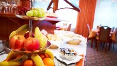 Süßes am Buffet im Hotel Marienbad in Nürnberg
