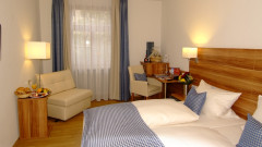 Komfortable Zimmer im Hotel PILLHOFER in Nürnberg