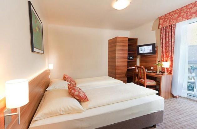 Komfortable Zimmer im Hotel Astoria in Salzburg