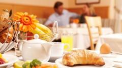 Bio-Frühstück im Grünen Hotel zur Post in Salzburg
