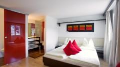 Komfortable Zimmer im Hotel Rosenvilla in Salzburg
