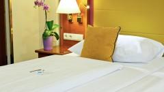 Schöne Doppelzimmer im Austria Classic Hotel in Wien
