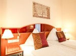 Zimmer zum Entspannen im Austria Classic Hotel in Wien