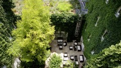 Grünes Hotel mitten in der Stadt das Boutiquehotel Stadthalle in Wien