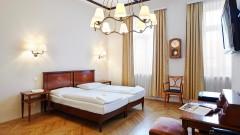 Herrliche Doppelzimmer im Hotel Donauwalzer in Wien