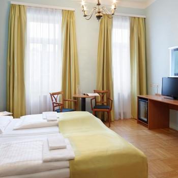 Wunderschöne Zimmer im Hotel Donauwalzer in Wien