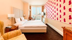 Komfortable Zimmer im Hotel Am Parkring in Wien