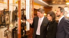 Original Einrichtungsgegenstände im ältesten Hotel in Wien im Hotel Stefanie